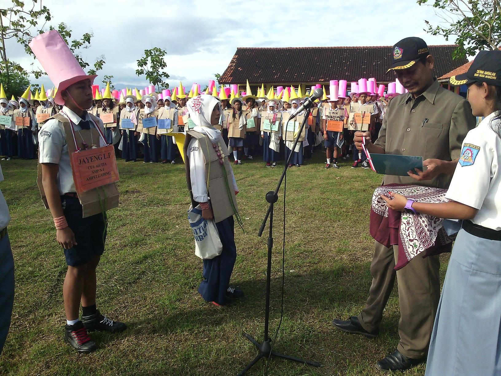 Masa Pengenalan Wawasan Akademik (MPWA) angkatan ke 3 tahun 2014/2015