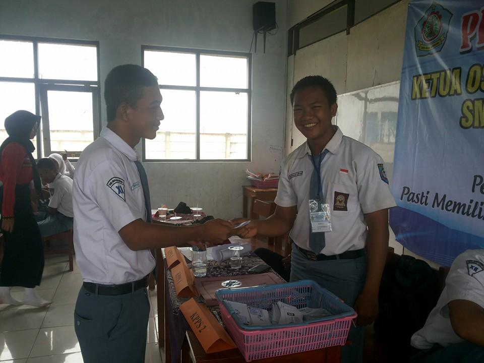 SMA/SMK se-Kabupaten Pemalang Pilih Ketua OSIS Secara Serentak