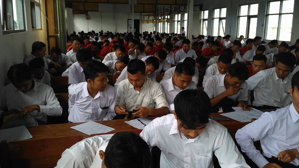 Pembangunan SMK Melalui BKK dan Berkarakter