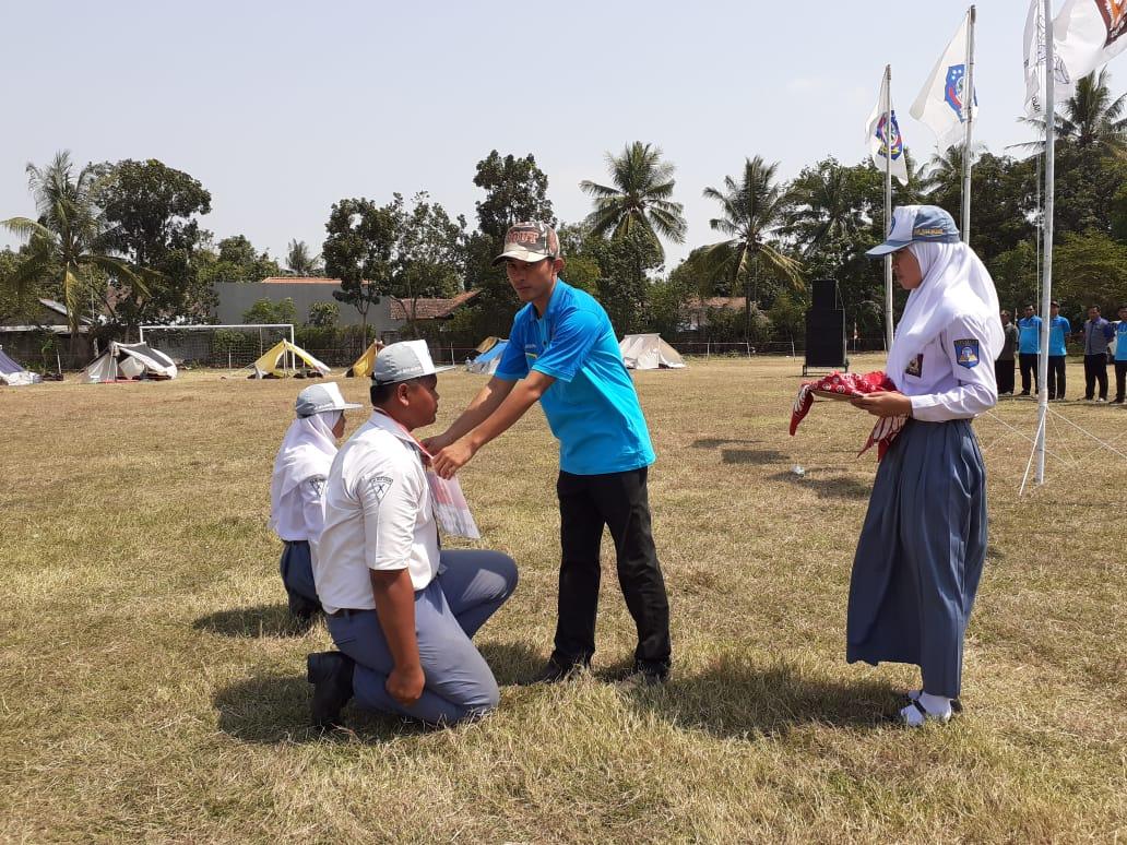 Kemah Bakti Osis Tahun 2019 SMK Nusa Mandiri