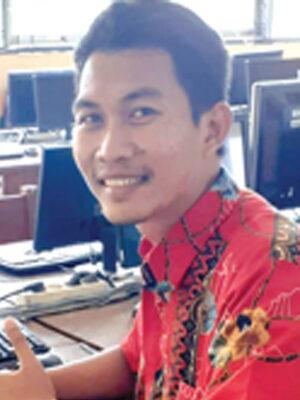 Arief Aminudin, S.pd