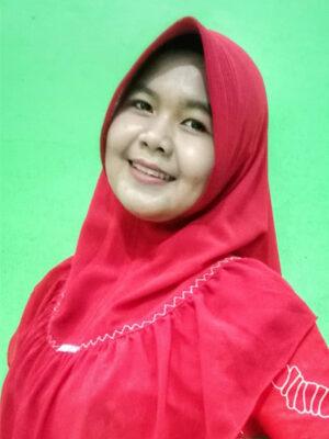 Arum Hidayatul Rizki, S.pd