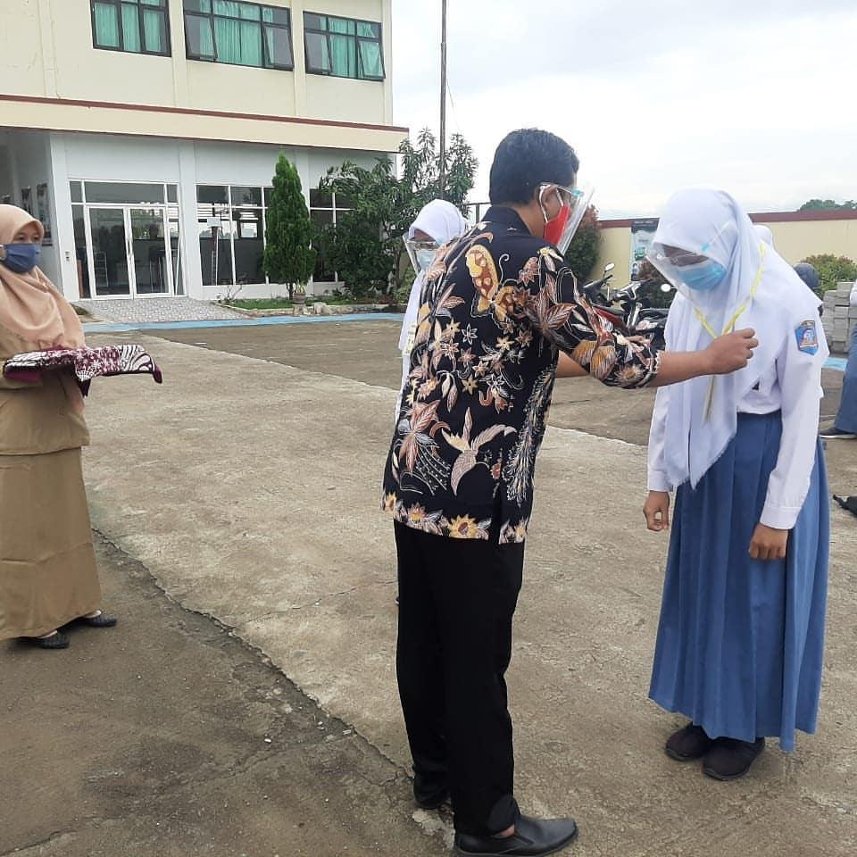 Prakerin SMK Nusa Mandiri di Masa Pandemi